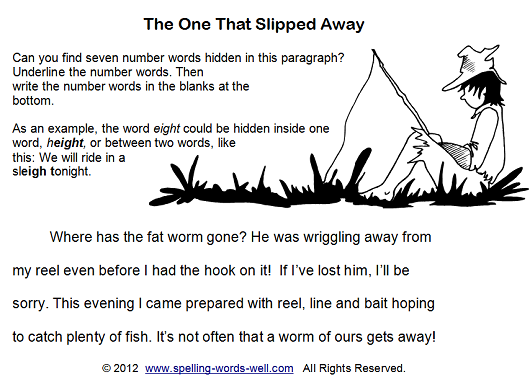 Free Brain Teaser - The One That Slipped Away