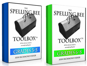 Spelling Bee Toolbox ebooks