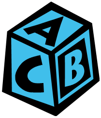 ABC Block from the free alphabet games at www.spelling-words-well.com