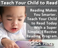 Teach Your Child to Read graphic