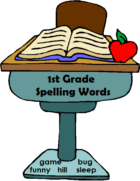 spelling word lists for students  teachers   parents Teacher Clip Art Bee Classroom Clip Art