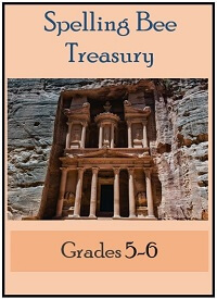 Spelling Bee Treasury Word Lists
