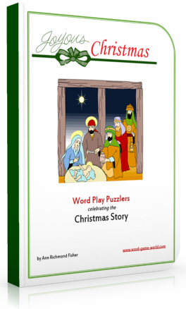 Joyous Christmas Word Play Puzzlers