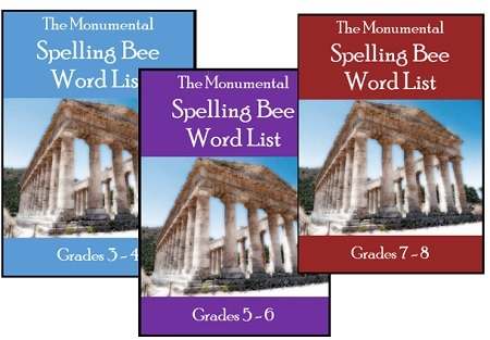 The Colossal Spelling Bee Word List for Grades 3-5