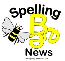 Spelling Bee news image - a free #spellingbee clip art image from #spellingwordswell