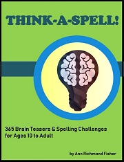 Think-a-Spell eBook