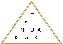 Triangulair Scramble Word Game example