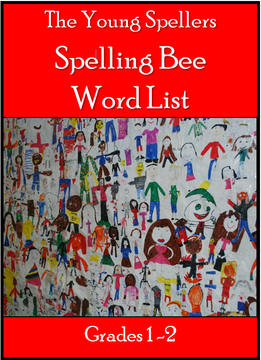 Young Spellers Spelling Bee Word List